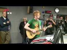 ZMTV - Ed Sheeran - Small Bump (Acoustic Live Performance) - YouTube