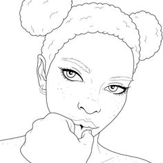 Sailor Moon Coloring Pages, Coloring Pages For Girls, Coloring Book Pages, Adult Coloring, Realistic Drawings, Cool Drawings, Disney Princess Snow White, Surreal Artwork, Outline Art