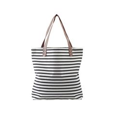 Shopper, stripes