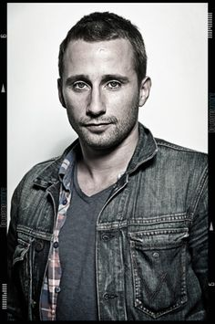Matthias Schoenaerts @ Rundskop by Rudy http://www.deuxiemeombre.com