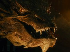 Smaug Breathes Fire Like A Bloated Bombardier Beetle With Flinted Teeth - http://blogs.scientificamerican.com/but-not-simpler/2014/01/02/smaug-breathes-fire-like-a-bloated-bombardier-beetle-with-flinted-teeth/