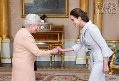 Angelina Jolie Is Named An Honorary Dame By Queen Elizabeth! One Step Closer To World Domination!