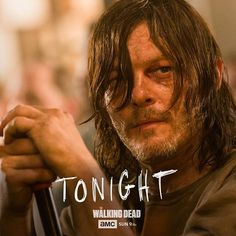 Daryl isn't kneeling to Negan. #TWD is new TONIGHT at 9|8c.