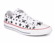 Converse | Star Print Low-Top Sneakers | SAKS OFF 5th