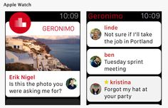 Geronimo app changes your experience with email | simply communicate
