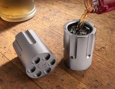 Bullets2Bandages | Six Shooter Shot Glasses - $42