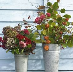 belle deco fleurs automne