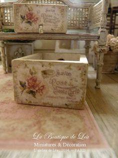Shabby Chic caja