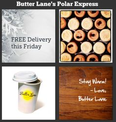 Free Delivery This Friday!