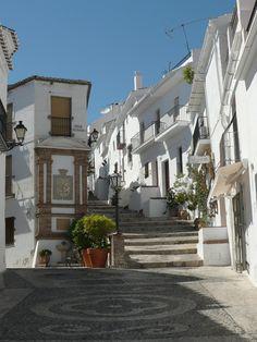 Frigiliana. Near Nerja. Andaluce (Spain).