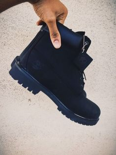 26 Best Done Properly   Black Timbs images  0ce9db53e