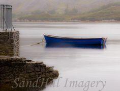Quay on Garnish Island, Ireland