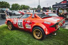 My 1975 Lancia Stratos. #cjjcollection #drivetastefully #lancia #lanciastratos #stratos #rally #rallycar #lanciarally #amazingcars247