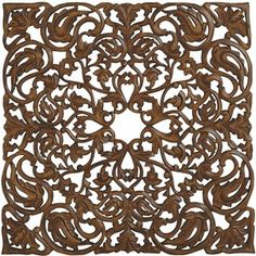 carved wood panel armoire - Google Search