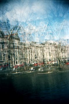 Multiple exposure, Amsterdam | Shot with a Blackbird Fly and Kodak Ektar 100 (pushed to 200)    {See more film photos of Amsterdam here: istillshootfilm.o...