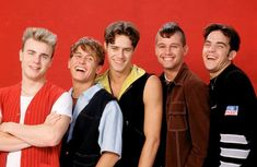 30 Boy Bands That Topped the Charts: 1991: Take That