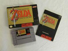 Legend of Zelda: A Link to the Past (Nintendo SNES, 1992) #zelda