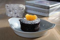 4 Minuten - Nuss - Tassenkuchen für die Mikrowelle ohne Mehl