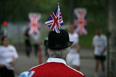 """Central Park Celebrates Queen Elizabeth II's Diamond Jubilee With """"The Great British Run"""" on 31 May Photo by Jason Lewis."""