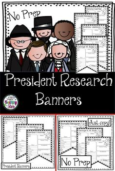 President Research B