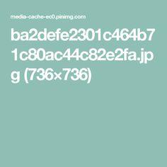 ba2defe2301c464b71c80ac44c82e2fa.jpg (736×736)