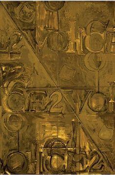 Jasper Johns, Voice 2