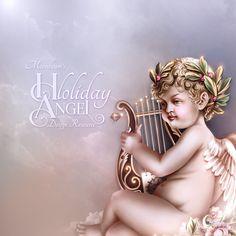 Moonbeamart | Holiday Angel - Showcase