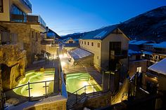 Unwind by the heated pools after a day on the slopes or get a massage at the spa. Auberge Residences at Element 52 Places To Travel, Places To See, Colorado Usa, Telluride Colorado, Mountain Resort, Hotels And Resorts, Vacation Spots, Trip Advisor, Pools