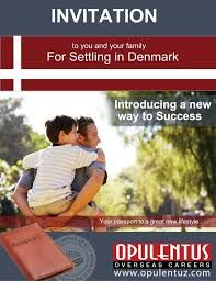 Migrate to Denmark with your family Wish to migrate to Denmark? Take your family along, under the Denmark Family Reunification Scheme. This scheme is crafted for spouses, dependent children and registered/cohabiting partners who want to follow their parents or spouse and migrate to Denmark.