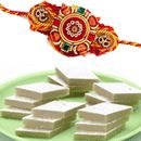 combinations of sweets with gifts Raksha Bandhan Gifts, Rakhi Gifts, Sweets, Flowers, Gummi Candy, Candy, Goodies, Royal Icing Flowers, Flower