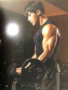 Monsta X Wonho, Shownu, Hyungwon, Kihyun, Hot Korean Guys, Korean Men, Sexy Asian Men, Asian Guys, Fitness Inspiration Body