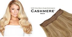 One Piece Hair Extensions, Human Hair Extensions, Shark Tank Tv Show, Cashmere Hair, Remy Hair, Style, Swag, Stylus, Outfits