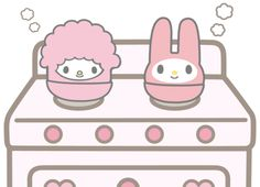 Sanrio: My Melody and My Sweet Piano:)