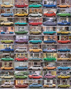 Soooooo happy to see Troy Litten on Etsy! Congrats @Troy Litten on your beautiful new shop! EASTERN EUROPEAN CARS Fine Art Travel Photography by TroyLitten