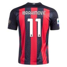 Ac Milan, Black M, Black Stripes, World Soccer Shop, Europa League, Graphic Patterns, Jersey, Premier League, A Team