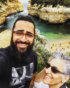 Me and my Maaaaami #mother #dunes #ip6 #pp #etc #dune #beach #apostels #12apostles #traveling #bay #nature #love #best #bestfriends #poftday #familytime #australia #victoria #southaustralia #brisbanetoadelaide #nissan #pathfinder #wanderlust by achtuhr http://ift.tt/1ijk11S