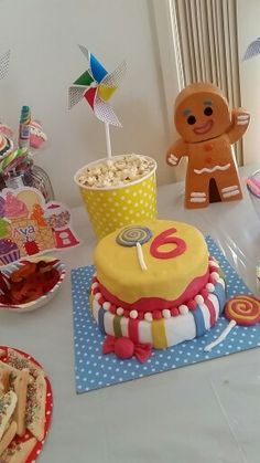 Avas Candyland Party