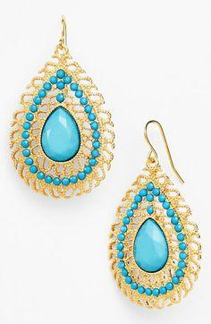Tasha Teardrop Earrings   Nordstrom