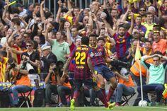 alexis celebrando un gol
