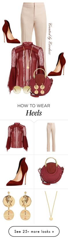 """""""Pack and go!"""" by exoduss on Polyvore featuring Chloé, Alice + Olivia and Gorjana"""