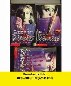 The Secret Diaries, LOT of 3 #1 Temptation; #2 Betrayal; #3 Escape Janice Harrell ,   ,  , ASIN: B001ESP2IC , tutorials , pdf , ebook , torrent , downloads , rapidshare , filesonic , hotfile , megaupload , fileserve