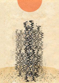 Invisible Cities by Julian Vassallo.