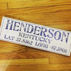 Henderson signs at @thirdstreethousegiftshop