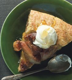 Pear Crostata with Figs and Honey