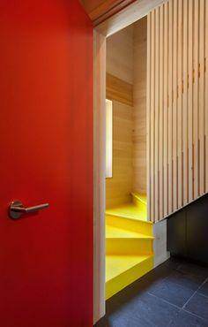 Het interieur van dit bijzondere vakantiehuis is geïnspireerd op een interior icon - Roomed