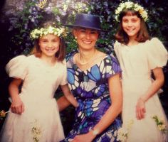 Philippa, Carole and Catherine Middleton (1993)