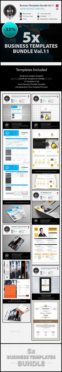 Invoice template, Templates and Business on Pinterest - breakeven template