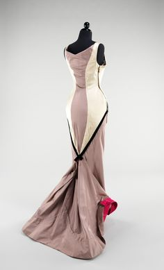 """Diamond"" by Charles James, 1957  Metropolitan Museum of Art"