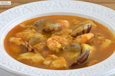 Seafood Paella, Fish And Seafood, Salade Healthy, Parmesan Crusted Salmon, Saffron Recipes, Paella Recipe, Apple Crisp Recipes, Home Chef, Spanish Food