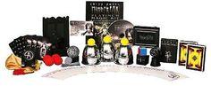 Criss Angel Platinum Magic Kit Best Kids Kits Sets Trick Show Cheap Easy Cards  #ChrisAngel
